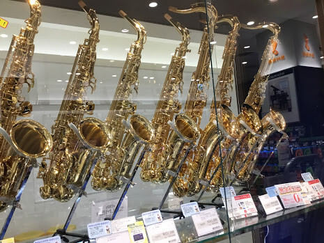 吹奏楽応援フェア開催中!