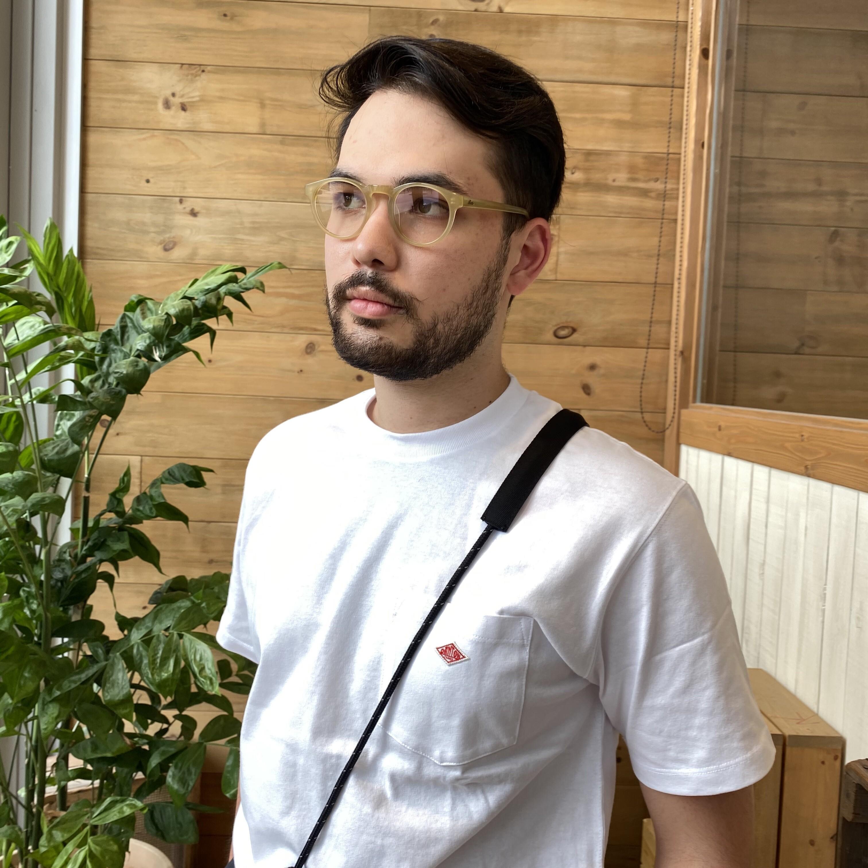 【men】DANTON / ポケット Tシャツ