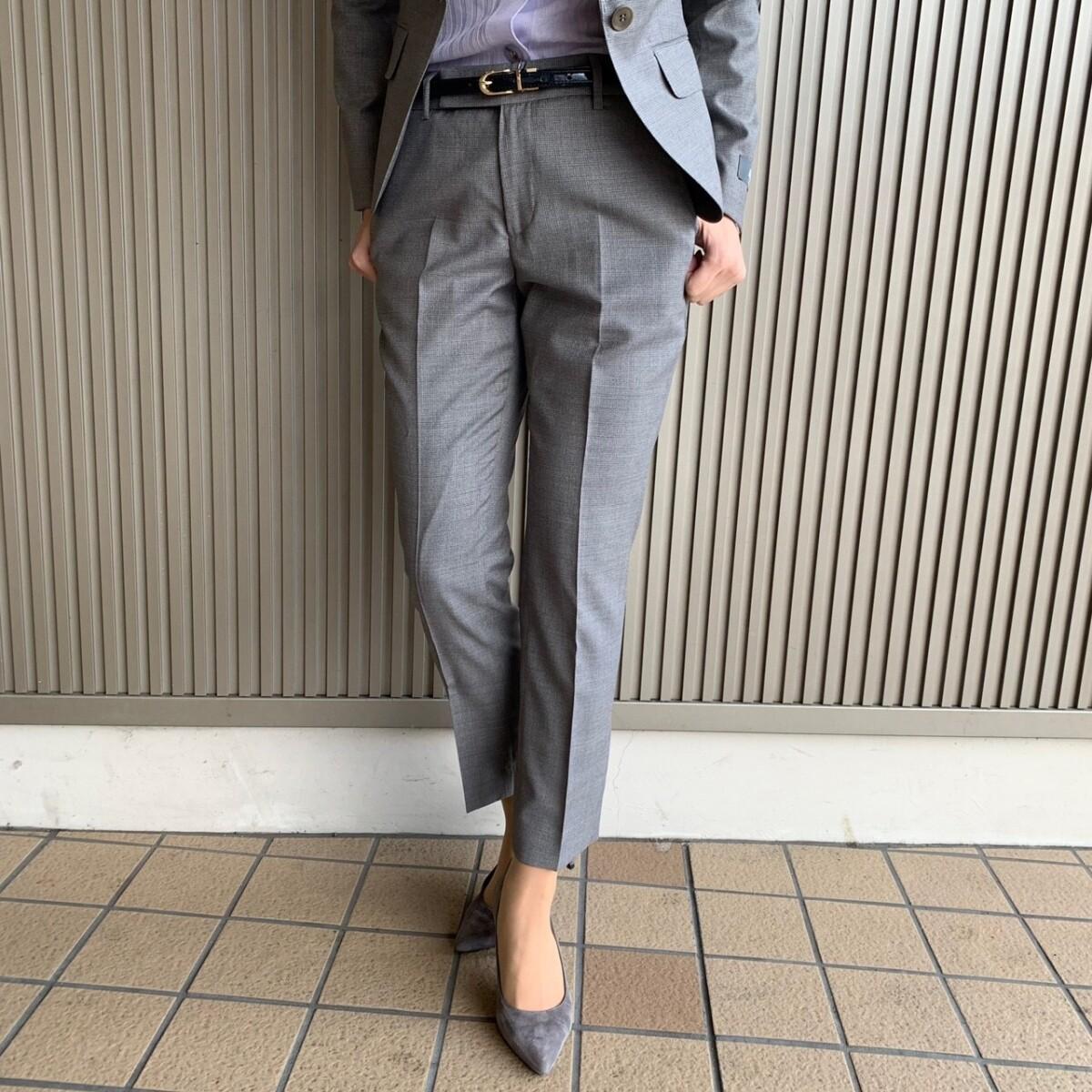 《recommend》イタリアREDA社の上質ウールスーツ☆☆