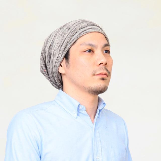 年中使えるニット帽♪