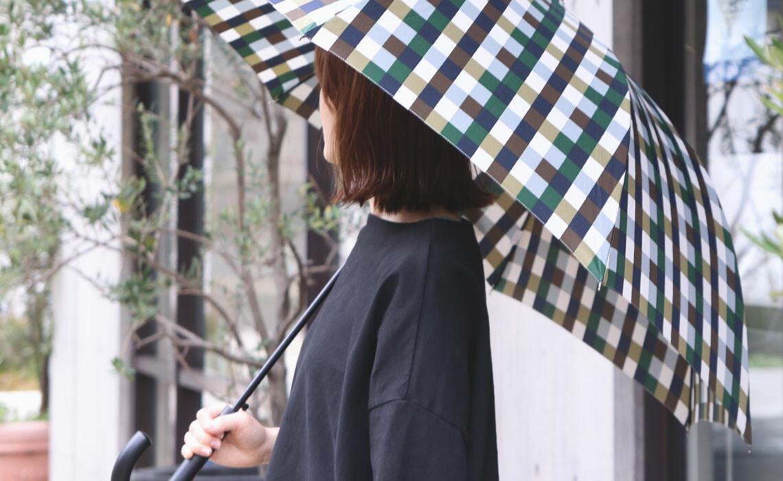 頼りになる、雨の日の相棒