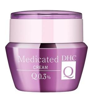 DHC薬用Qフェースクリーム