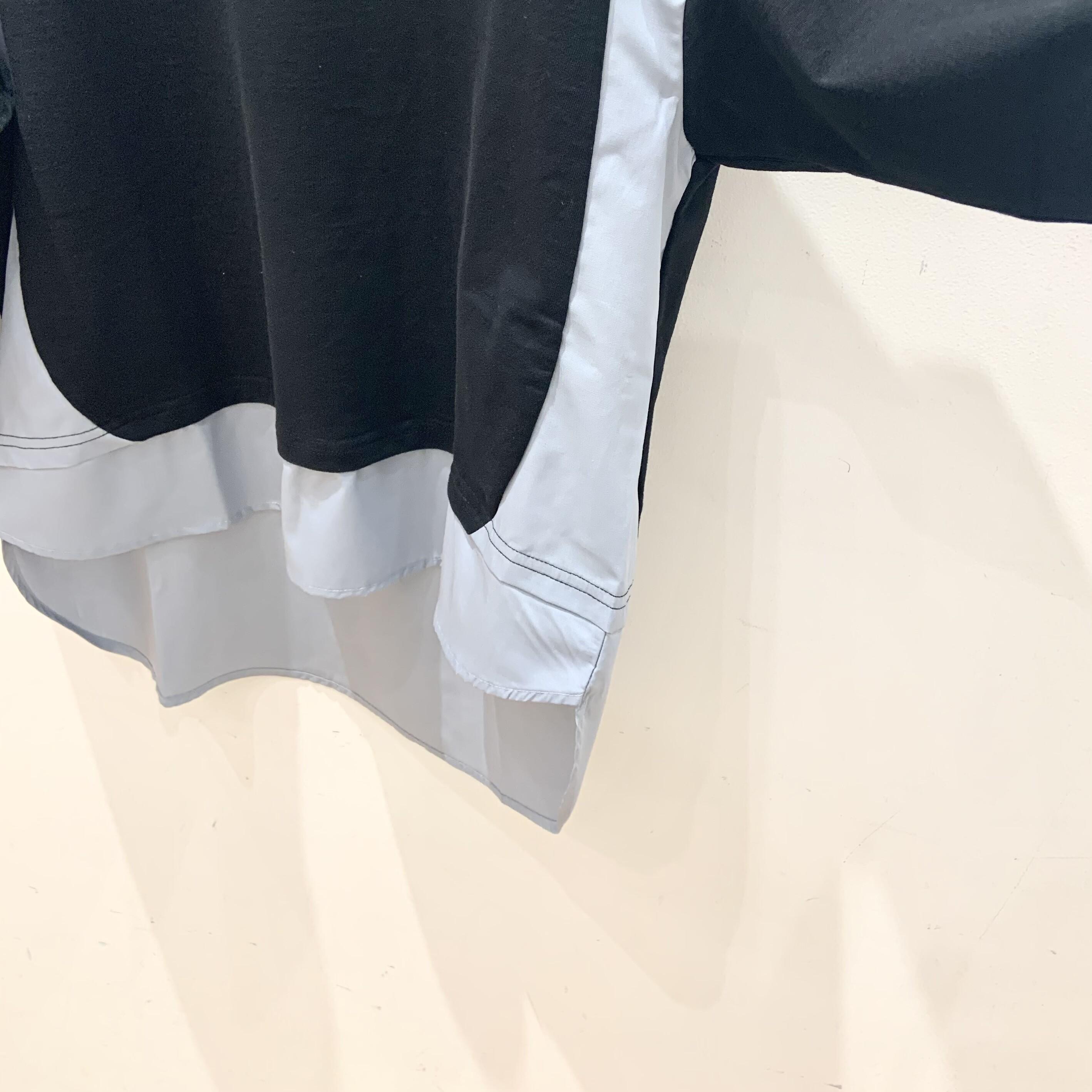 1枚でサラッと着れる!オシャレなデザインカットソー☆