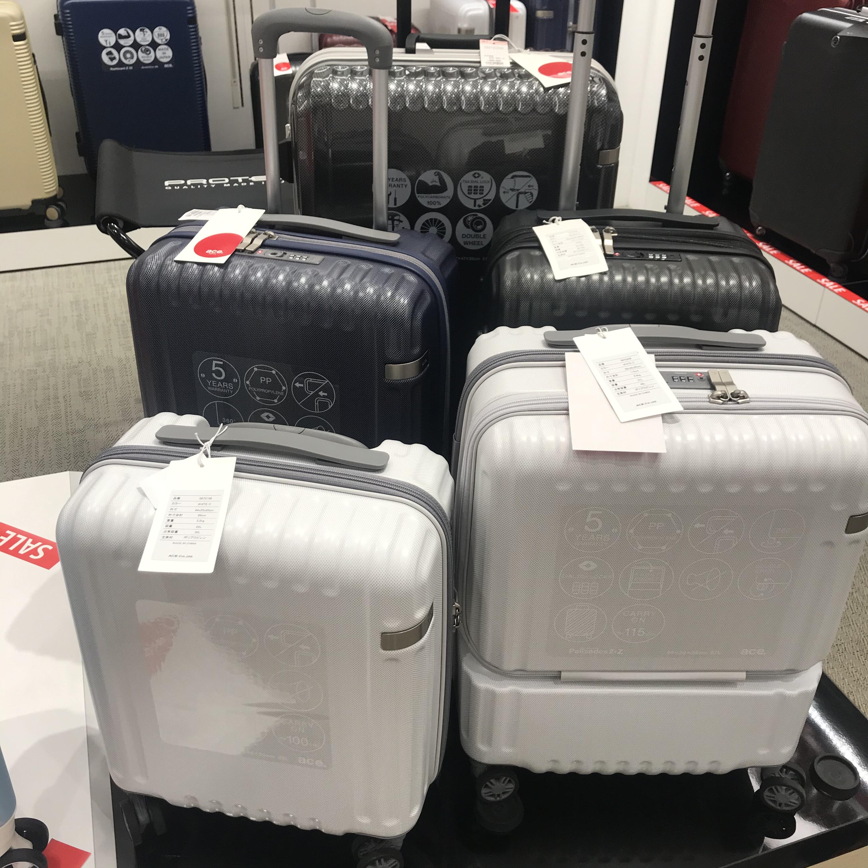 機内持込スーツケース☆お買い得!!