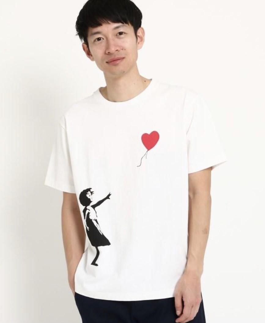 バンクシーTシャツ!!