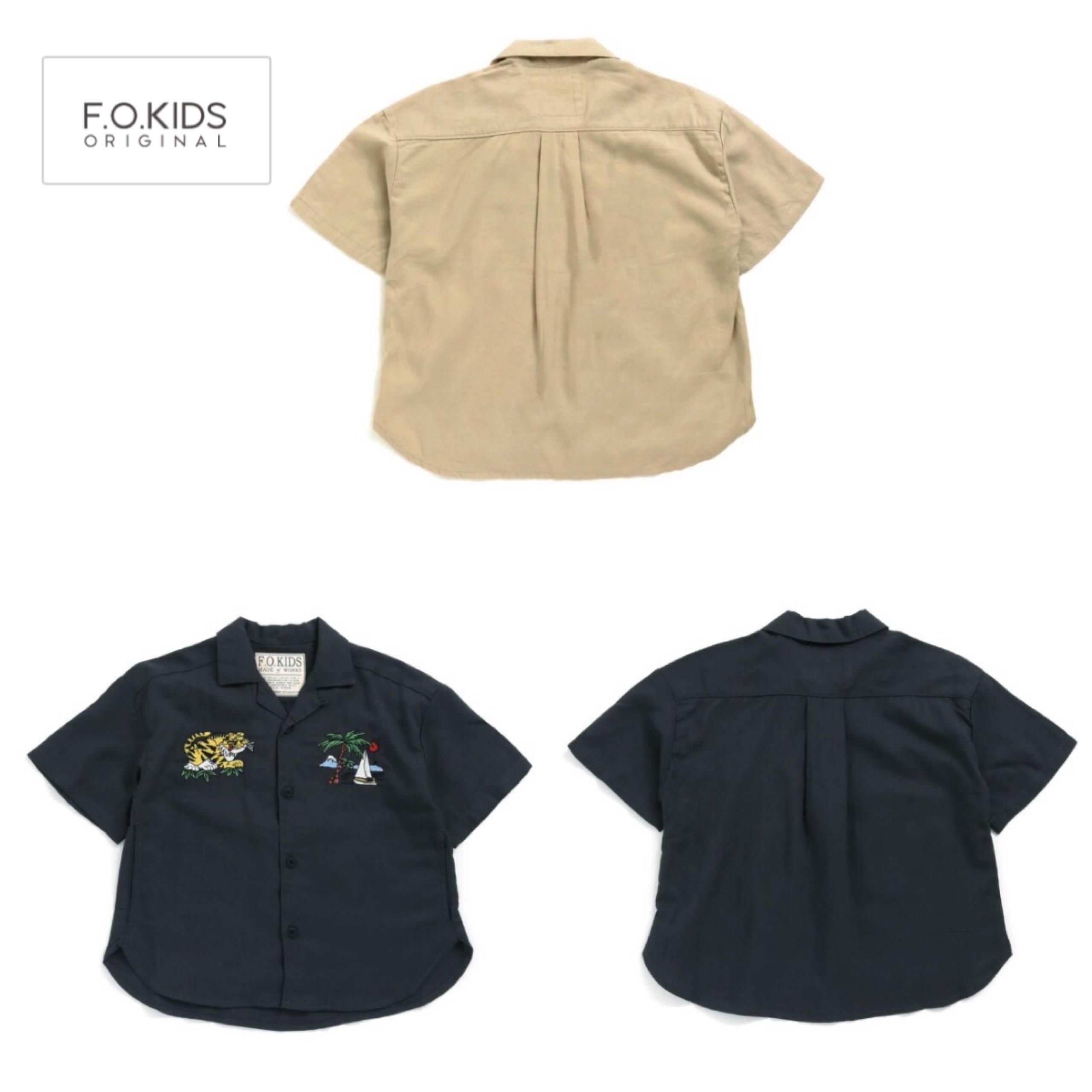 初夏におすすめシャツ
