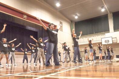 高校生ダンス合同発表会「アオハルかよ。」開催