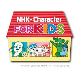 「NHK-Character POPUP SHOP FOR KIDS」くずはモールにオープン!