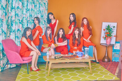 LOVELYZ「Once Upon A Time」発売記念