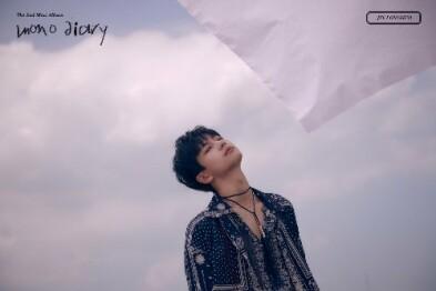 (キムヨングク)JIN LONGGUO 2nd Mini Album [MONO DIARY]発売記念リリースイベント開催!