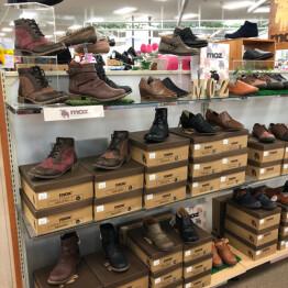 2F 靴売り場からのお知らせ