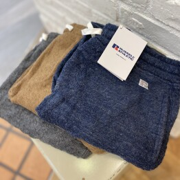 RUSSELL ATHLETIC × B:MING by BEAMS / 別注 杢パイル ショーツ