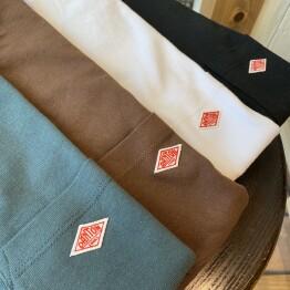 【women】DANTON / ポケット Tシャツ