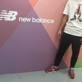 new balance アパレル新作入荷☆