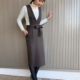 《recommend》1枚でサマになるジャンパースカート☆