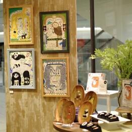 【くずはモール店限定】8/1イラストレーターchitose chitoseさんによるライブペイント開催!!!