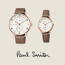 【Paul Smith】「Church Street」からチックタック限定ペアモデルが登場。