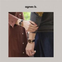 【agnes b.】ニュアンスを楽しむ「TiCTAC系列店限定モデル」