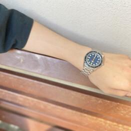 【spinnaker】夏だ!機械式時計だ!