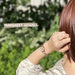 【MARGARET HOWELL】飽きない!大人な時計!