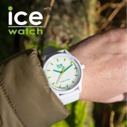 【ice watch】初のソーラー時計を先行販売!