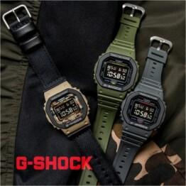 【G-SHOCK】ミリタリーテイスト満載の新作登場1
