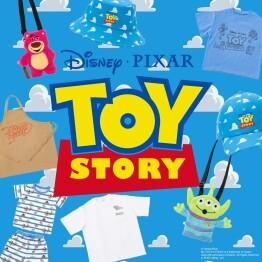 【Disney/Pixar】トイ・ストーリー/CIAOPANIC TYPY限定アイテム