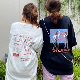 【ViS ディッキーズコラボTシャツもお買い得💜】