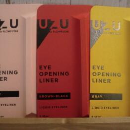 """フローフシの新ブランド""""UZU"""""""