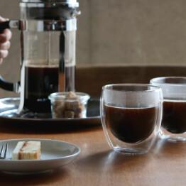 コーヒー本来の旨みを味わう