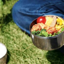 ふだんのおかずが美味しく見えるお弁当箱