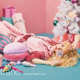 "Christmas collection 2021 ""Sweets! Sweets! christmas"""