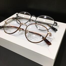 マーガレットハウエルのおすすめメガネのご紹介♪
