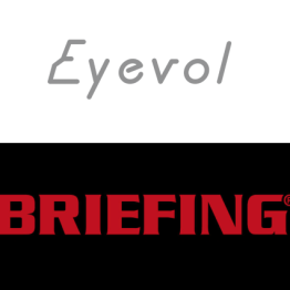 Eyevol × BRIEFING 限定コラボサングラス