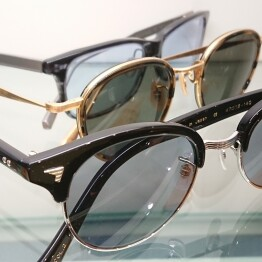 オリジナルのサングラスを作ってみませんか
