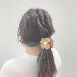 Flower Vance Clip 💐