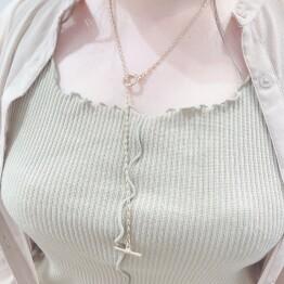mantel necklace 💍*+。