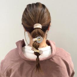 Staff Hair arrange 🍎🍊🍋