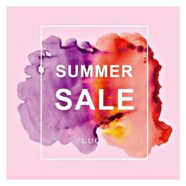 Summer Sale START !!!
