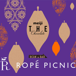 ◆ meiji THE Chocolate × ROPÉ PICNIC ◆