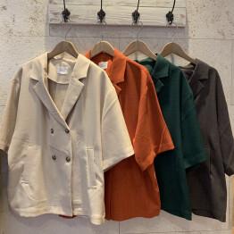 【ローリーズファーム】夏に涼しいジャケットのご紹介