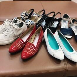 外反母趾にもやさしい靴フィットフィット