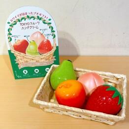 TOKYOフルーツハンドクリーム