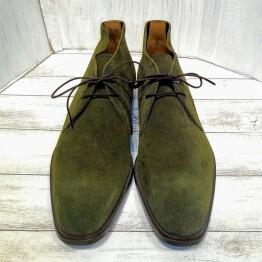 スタイリッシュなシルエットのブーツです!
